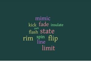Wordle's words